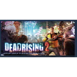 Dead Rising 2: Off the Record+Dead Rising® 2(game bundle)|PC Steam Key|Instant & Automatic Delivery