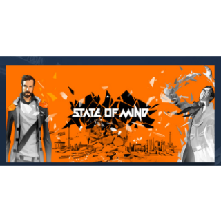 State of Mind PC Steam Key Instant & Automatic Delivery