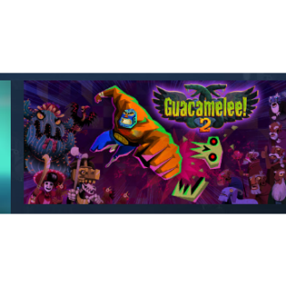 Guacamelee! 2 PC Steam Key Instant & Automatic Delivery