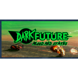 Dark Future: Blood Red States|PC Steam Key|Instant & Automatic Delivery