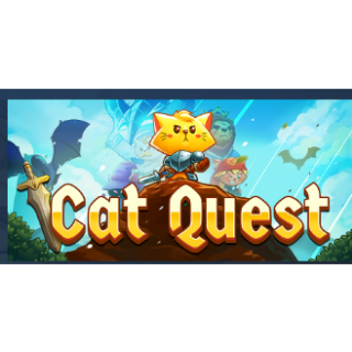 Cat Quest|PC Steam Key|Instant & Automatic Delivery