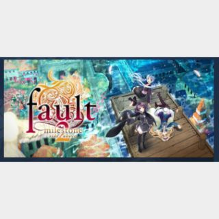 Fault milestone two side:above|PC Steam Key|Instant & Automatic Delivery