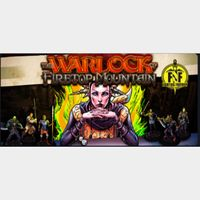The Warlock of Firetop Mountain  |PC Steam Key|Instant & Automatic Delivery