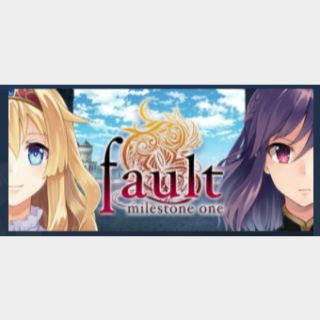 Fault milestone one|PC Steam Key|Instant & Automatic Delivery