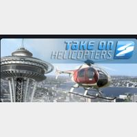 Take on Helicopters|PC Steam Key|Instant & Automatic Delivery