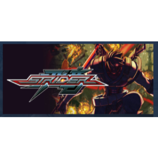 STRIDER™ / ストライダー飛竜®|PC Steam Key|Instant & Automatic Delivery