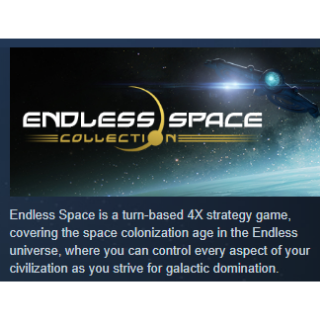Endless Space® - Collection|PC Steam Key|Instant & Automatic Delivery