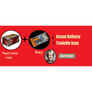Bundle   100 x pcc + 100 x key