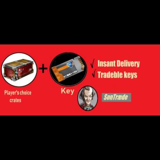 Bundle   50x pcc + 50x key