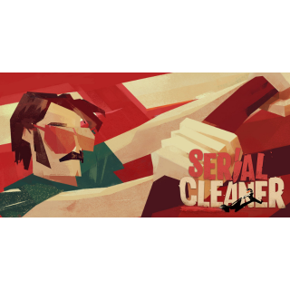 *SALE* Serial Cleaner (Steam Key, Instant Delivery)