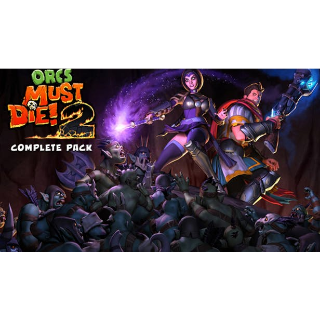 Orcs Must Die 2: Complete Pack (Steam Key, Instant Delivery)