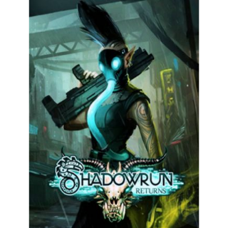 *SALE* Shadowrun Returns + Shadowrun: Dragonfall Directors Cut + Shadowrun: Hong Kong Extended Edition