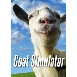 *SALE* Goat Simulator (Steam Key)