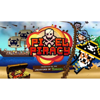 *SALE* Pixel Piracy (Steam Key, Instant Delivery)
