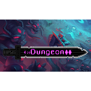 *SALE* Bit Dungeon II (Steam Key, Instant Delivery)