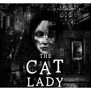 *SALE* The Cat Lady (Steam Key, Instant Delivery)
