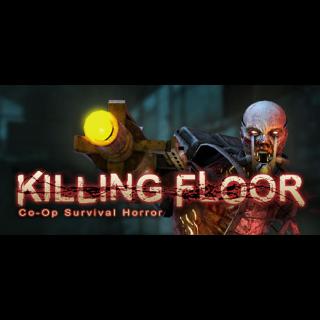 *SALE* Killing Floor + DLCs Bundle (Steam Key, Instant Delivery)