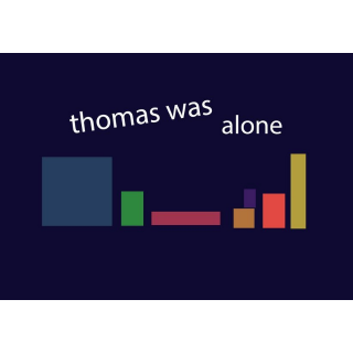 *SALE* Thomas Was Alone (Steam Key, Instant Delivery)
