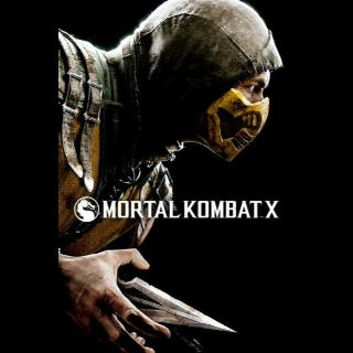Mortal Kombat X Steam GLOBAL INSTANT