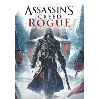 Assassin's creed rogue uplay GLOBAL INSTANT