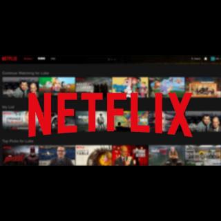 25€ Netflix Account top up Best price