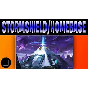 I will Carry you through your stormshields