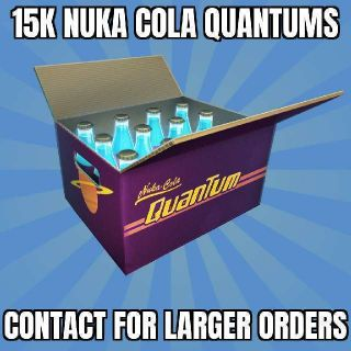 Aid | 15k Nuka Quantums