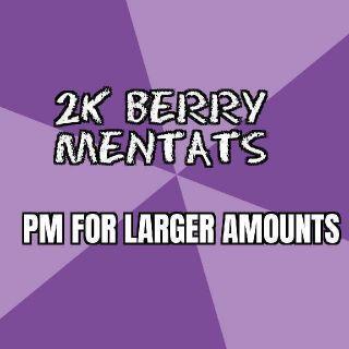 Aid | 2k Berry Mentats