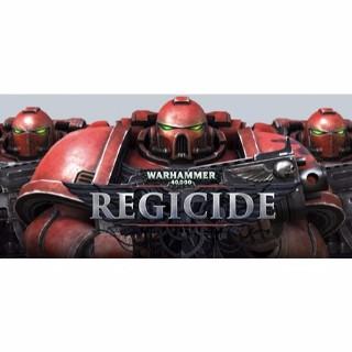 Warhammer 40,000: Regicide Steam CD Key
