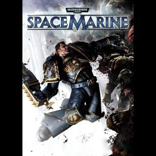 Warhammer 40,000: Space Marine Collection Steam Key GLOBAL