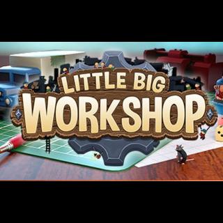 *Instant Delivery* Little Big Workshop Steam Key