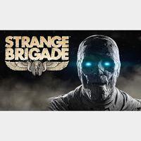 *Instant Delivery* Strange Brigade Steam Key