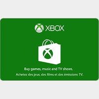 $15.00 CAD Xbox Gift Card
