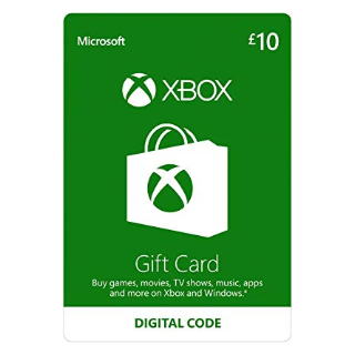 £10.00 Xbox Gift Card