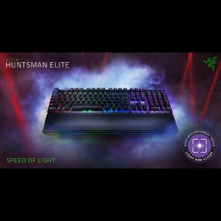 Razer Huntsman Elite (Black Color) (New) (Contact me for discount)