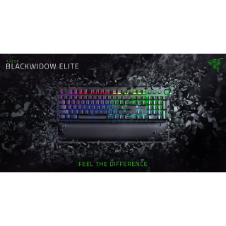 Razer BlackWidow Elite (Green Switch, All Layouts)