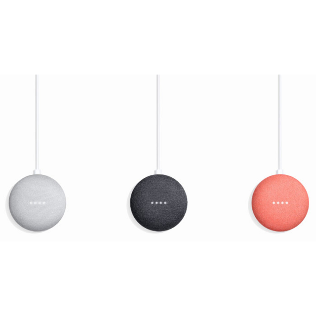 5x Google Home Mini 100 Off Promo Code Charcoal And Chalk Only