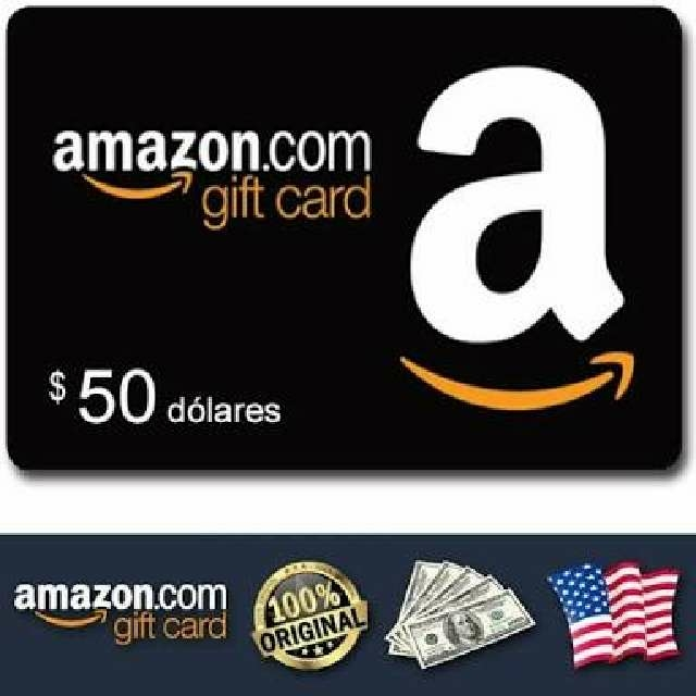Other Amazon 50 Card Cards Gift Gameflip -
