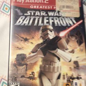 PlayStation 2 Star Wars Battlefront