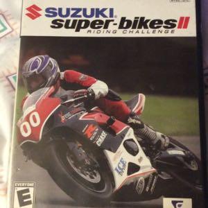 Suzuki Super bikes II Ps2
