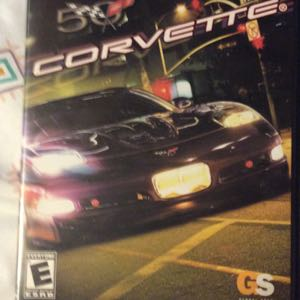 Ps2 Corvette Game Like new