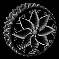 Mandala: Infinite | Grey