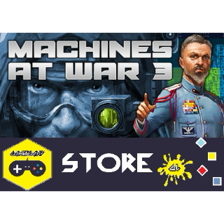 Machines At War 3 [Steam Key Global]