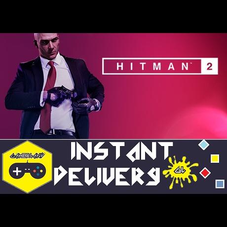 Hitman 2 Gift Link Steam Games Gameflip