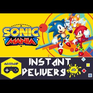 Sonic Mania [Steam Global]