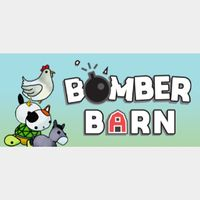 Bomber Barn|STEAM KEY|Instant & Automatic Delivery