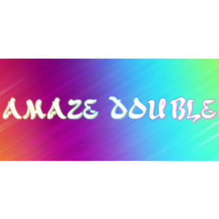 aMAZE Double|STEAM KEY|Instant & Automatic Delivery