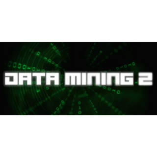 Data mining 2|STEAM KEY|Instant & Automatic Delivery