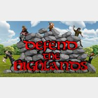 Defend The Highlands|STEAM KEY|Instant & Automatic Delivery