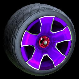 Fireplug | Purple